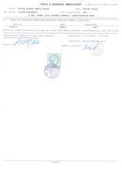 Stáhnout dokumenty z Katastrálního úřadu